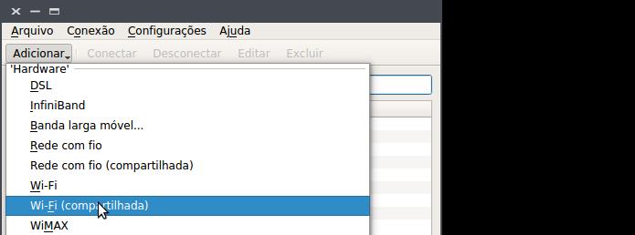 Como compartilhar uma conexão de Internet com dispositivos Android no Ubuntu