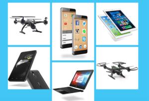 Comprando gadgets com bons descontos