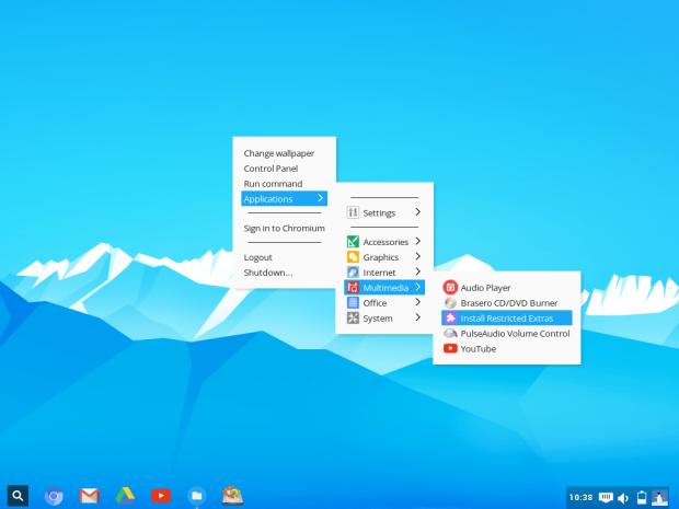 Conheça Cub Linux - uma mistrura de Chromium OS com Ubuntu