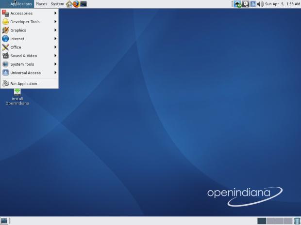 OpenIndiana 2016.04 já está disponível para download