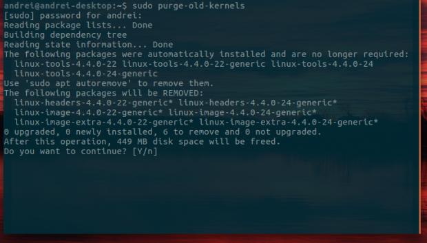 Como remover kernels antigos no Ubuntu ou Linux Mint com segurança