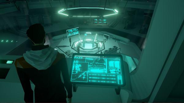 State of Mind - um futurista jogo de suspense que está vindo para o Linux