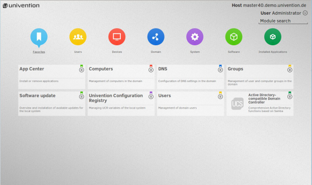 Univention 4.1-3 já está disponível para download