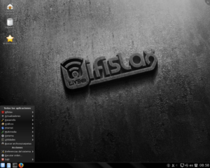 Wifislax 4.12 já está disponível para download