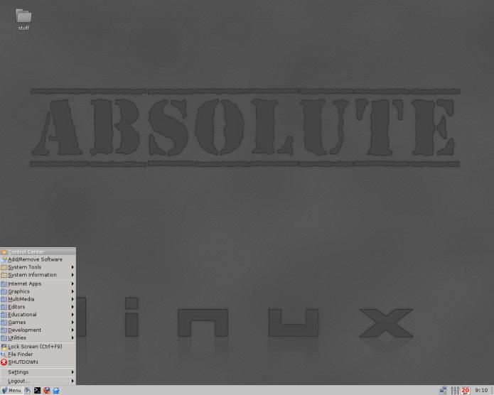 Absolute 14.2.1 já está disponível para download