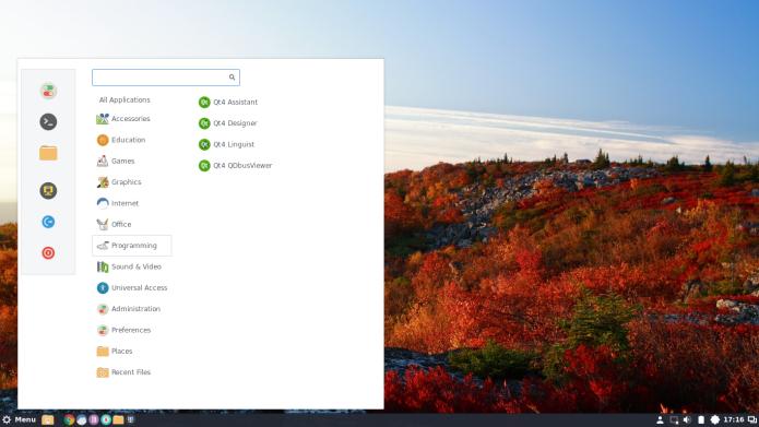 Apricity OS 09.2016 já está disponível para download