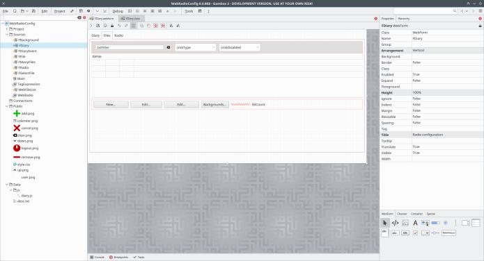 Visual Basic no Ubuntu com Gambas - veja como instalar essa IDE