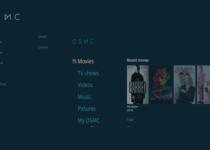 OSMC – Um linux para Raspberry Pi que vem com Kodi media center