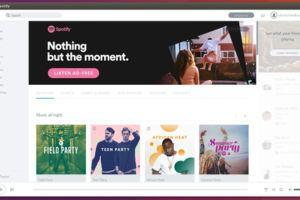 Como instalar o Spotify no Ubuntu 16.04 com o tema leve Spotio