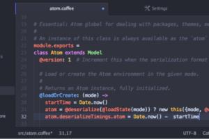 Como instalar o editor Atom no Ubuntu, Linux Mint e derivados