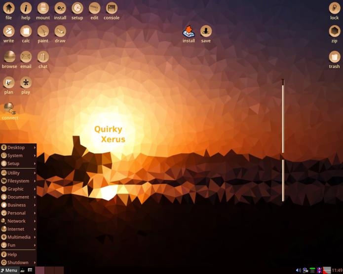 Quirky 8.1.6 já está disponível para download