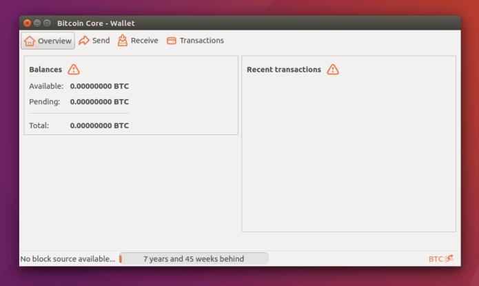 Como instalar o Bitcoin Core Wallet no Ubuntu, Linux Mint e derivados