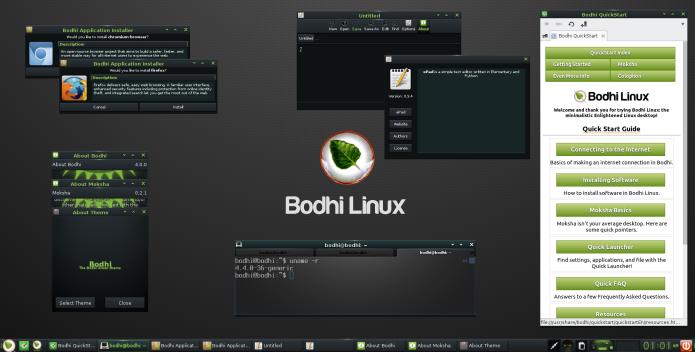 Bodhi 4.0 já está disponível para download! Baixe agora!