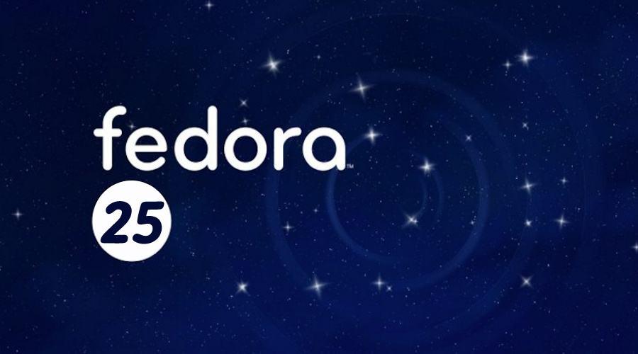 Lançamento do Fedora 25 foi adiado por uma semana e será dia 22/11