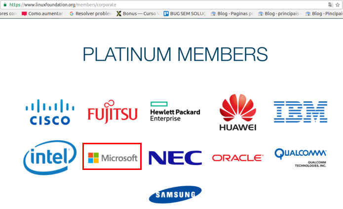 Microsoft é oficialmente o mais novo membro da Linux Foundation