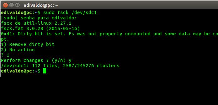 reparar um pendrive corrompido ou defeituoso no linux 2 - Informações de hardware: Instale i-Nex no Ubuntu e derivados