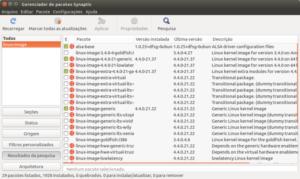 Como instalar a versão mais recente do Synaptic no Ubuntu