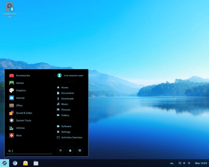 Zorin OS 12.1 já está disponível para download