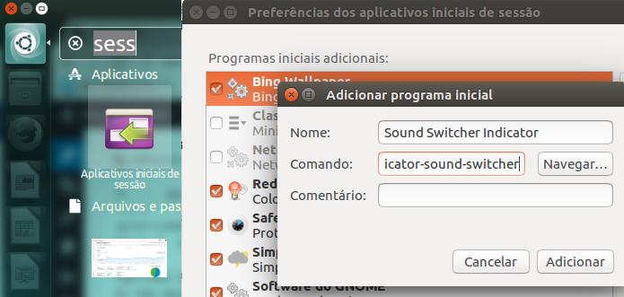 Instale o Sound Switcher Indicator no Ubuntu e derivados