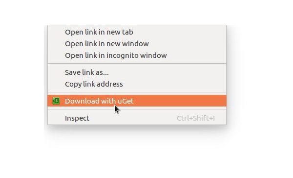 Como integrar o uGet com o Chrome no Ubuntu e derivados