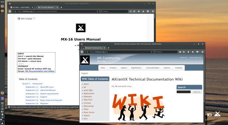 Conheça MX Linux - Uma distribuição Linux muito leve