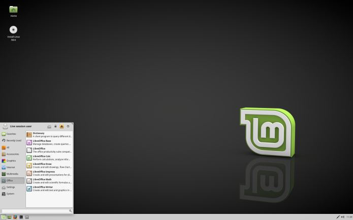 Linux Mint 18.1 KDE e Xfce já estão disponíveis para download