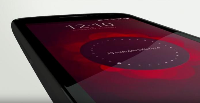 Instalando um bloqueador de tela estilo Ubuntu Touch