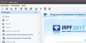 Como instalar a versão multiplataforma do IRPF 2017 no Linux manualmente