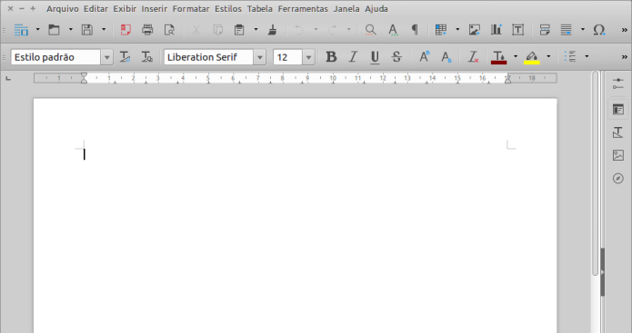 Como instalar a versão mais recente do LibreOffice no Ubuntu via PPA ou SNAP
