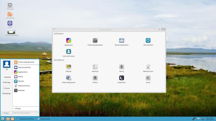 Como instalar o UKUI Ubuntu Kylin Desktop no Ubuntu 16.10, 17.04