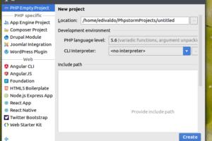 Como instalar a IDE PhpStorm no Linux manualmente