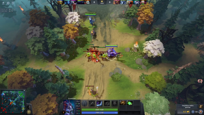 Experimente o jogo Dota 2 no Linux via Steam