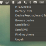 Como instalar o KDE Connect Indicator no Linux Ubuntu, Fedora, OpenSuSe e derivados