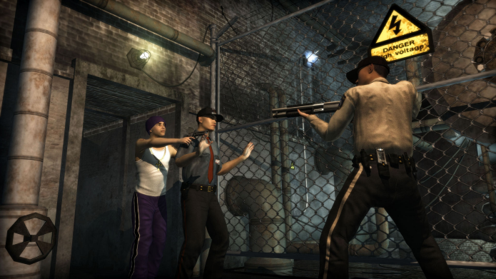 Saints Row 2 no Linux via Steam - jogo está gratuito por tempo limitado