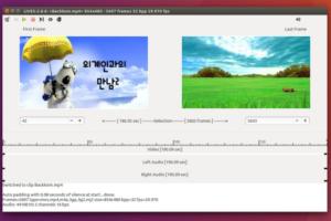 Como instalar o editor de vídeo LiVEs no Ubuntu