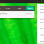 KDE Connect agora permite enviar arquivos para vários dispositivos Android