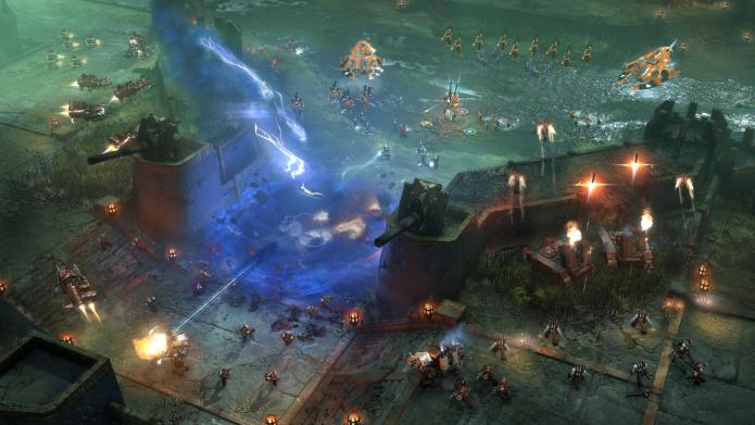 Warhammer 40000: Dawn of War III está chegando ao Linux em junho