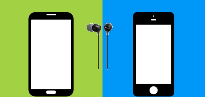 Como capturar fotos e vídeos usando o fone de ouvido do smartphone