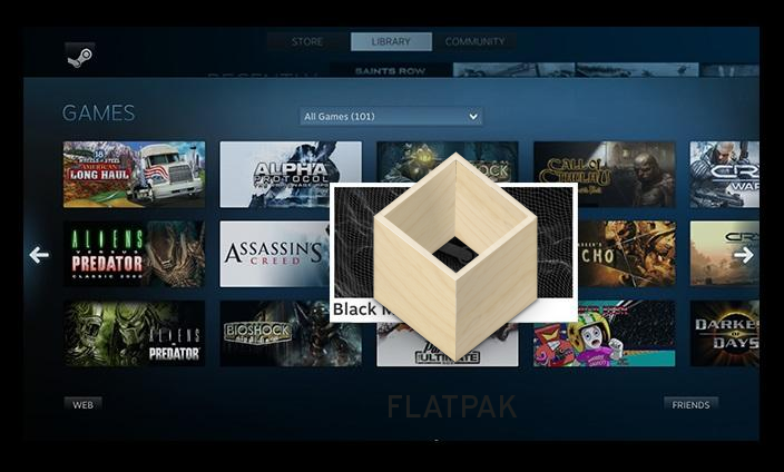 Como instalar o cliente Steam no Ubuntu via Flatpak