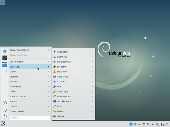 Debian Edu Skolelinux Stretch já está disponível para download