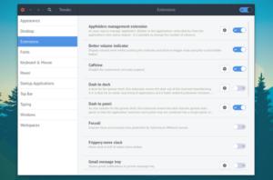 Como instalar o Gnome Tweak Tool no Ubuntu e derivados