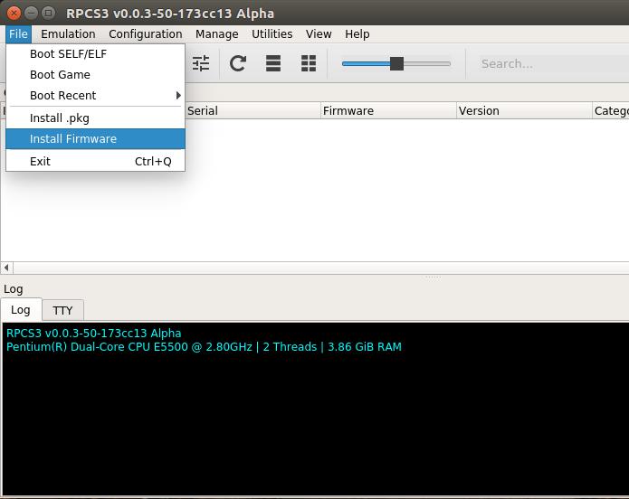 Como instalar o emulador de PS3 RPCS3 no Linux