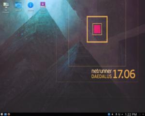 Netrunner 17.06 já está disponível para download! Baixe agora!