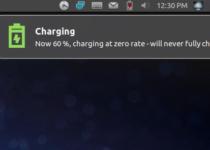 Como instalar o Battery Monitor no Linux e ficar de olho na carga da bateria