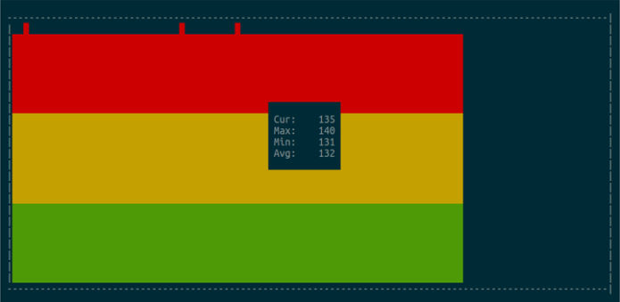 Como instalar o Gping no Linux- uma ferramenta de ping com um gráfico