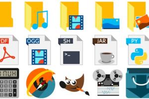 Como instalar o conjunto de ícones DamaDamas no Ubuntu e derivados