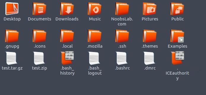 Como instalar o conjunto de ícones Vamox no Ubuntu e derivados