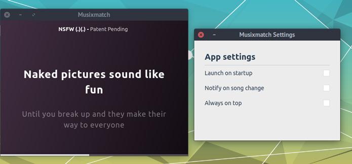 Como instalar o MusixMatch no Ubuntu, Debian e derivados