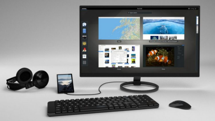smartphone linux criptografado laptop - Voyager 16.04.3 já está disponível para download! Baixe agora!