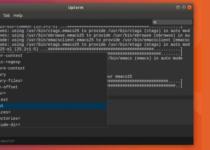 Terminal e IDE? Conheça e veja como Instalar o Upterm no Linux